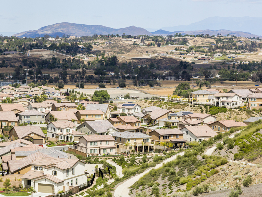 Aerial Photography Folsom, CA