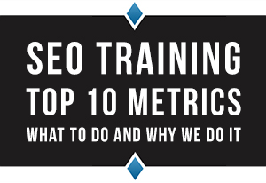 SEO Training - Top 10 Metrics