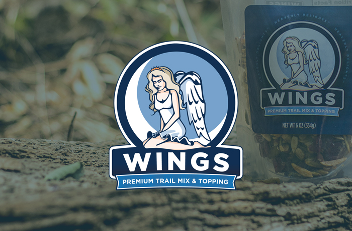 Portfolio - Wing Nuts Trail Mix