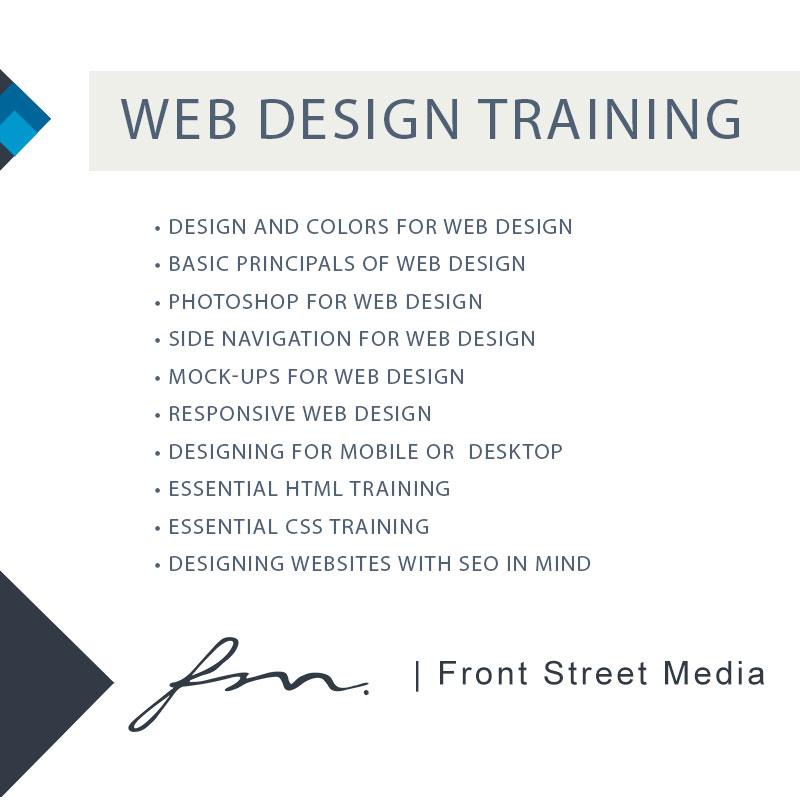 Web Design Training El Dorado Hills