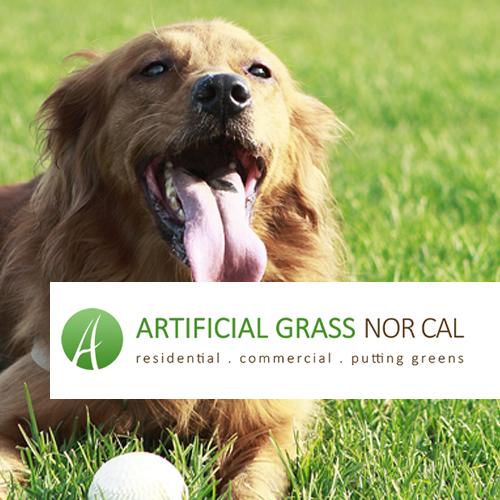 Artificial Grass NorCal Website Design