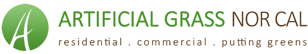 Artificial Grass NorCal Logo Design