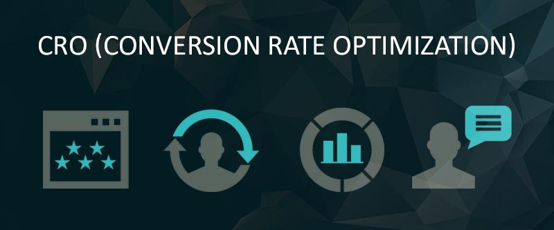 Conversion Rate Optimization CRO