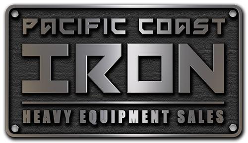 Pacific Coast Iron Logo Design