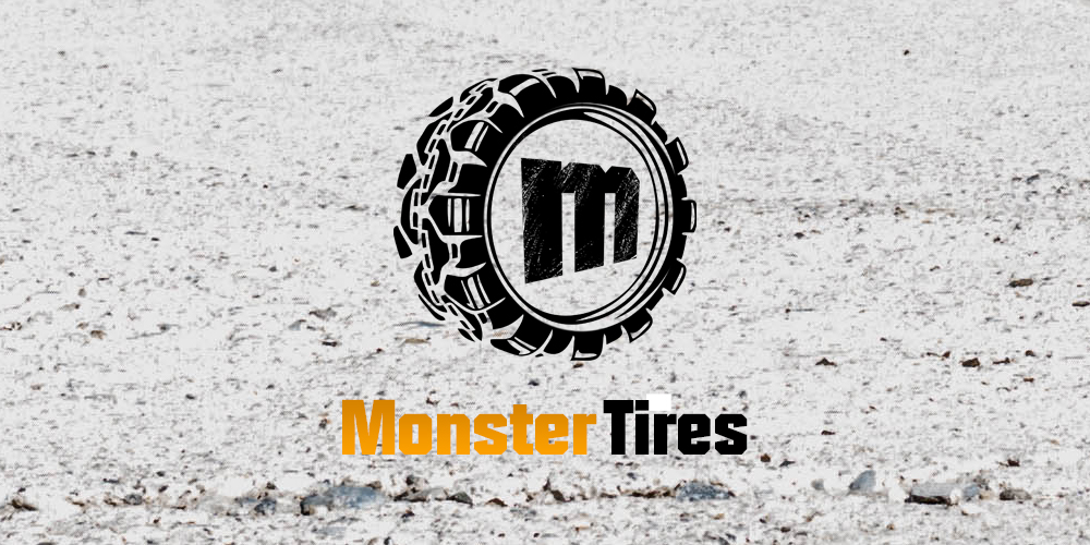 Monster Tires Branding - Logo Design