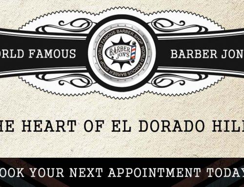 Barber Jon's Web Design El Dorado Hills