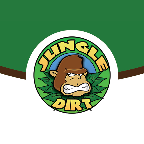 Jungle Dirt - Graphic Design