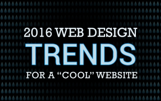 Web Design Trends 2016 = Photography