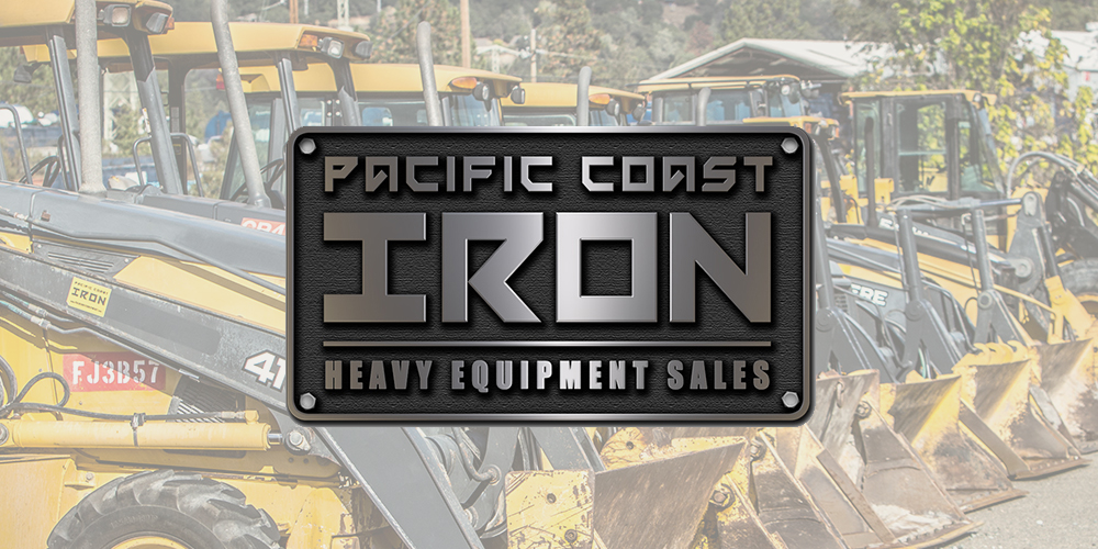 Pacific Coast Iron Branding (Logo Design)