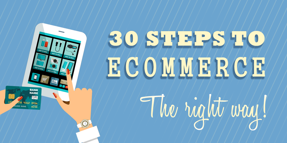eCommerce Website Design Steps