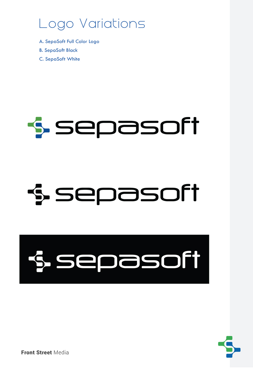 Brand Identity Design Sacramento - Logo Design Usage