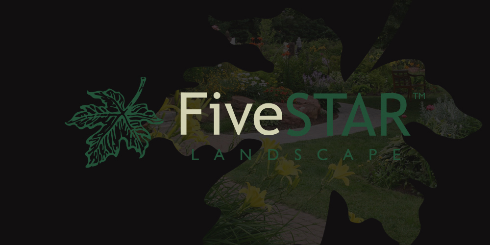 FiveSTAR Landscape Design Website Design