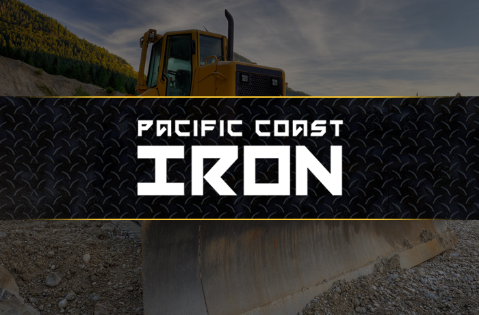 Portfolio - Pacific Coast Iron