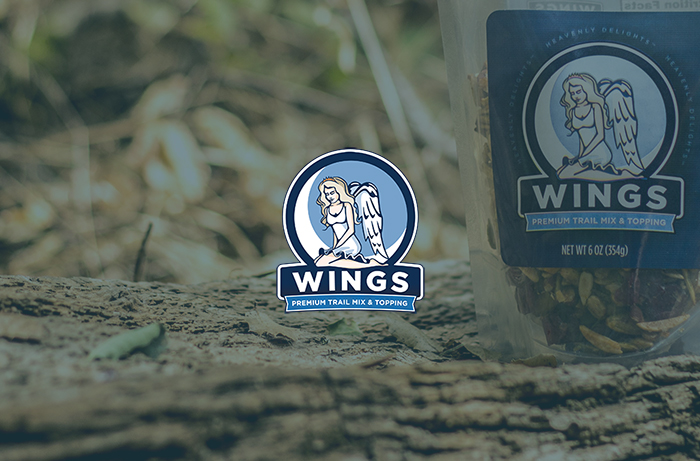Wings Trail Mix Photography and eCommerce Website Design
