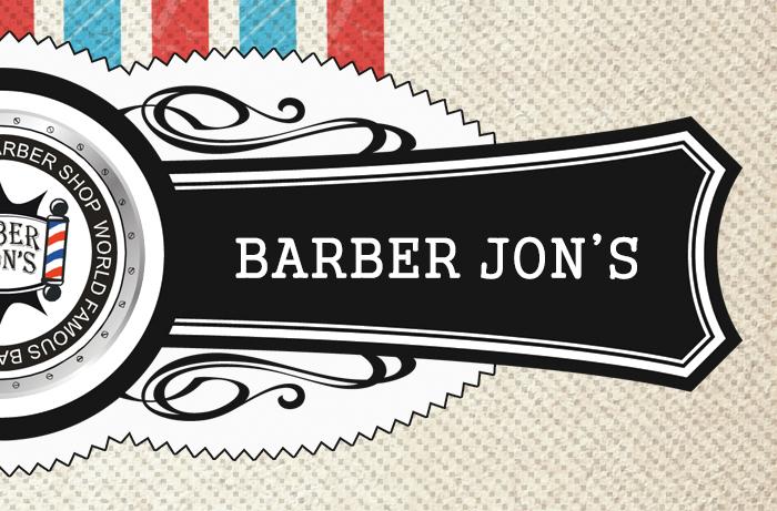 Portfolio - Barber Jons Barber Shop in El Dorado Hills