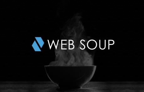 Web Soup Brand Identity Graphic Design