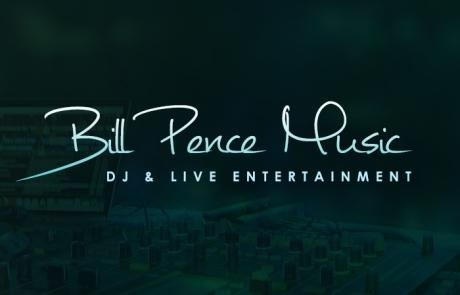 Bill Pence Music Website Design