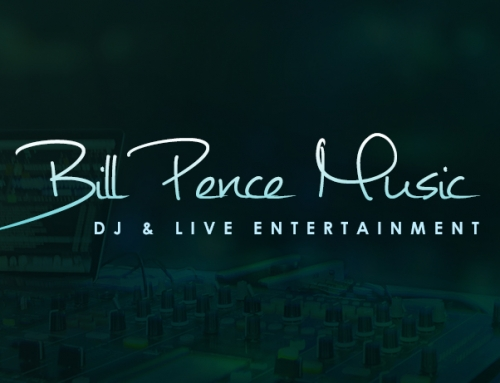 Bill Pence Website Design