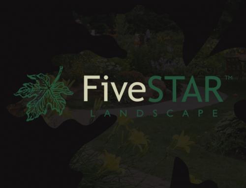 FiveSTAR Landscape Design Website Design