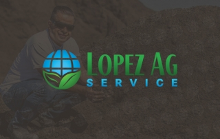 Lopez Ag Service Website Design & Photography