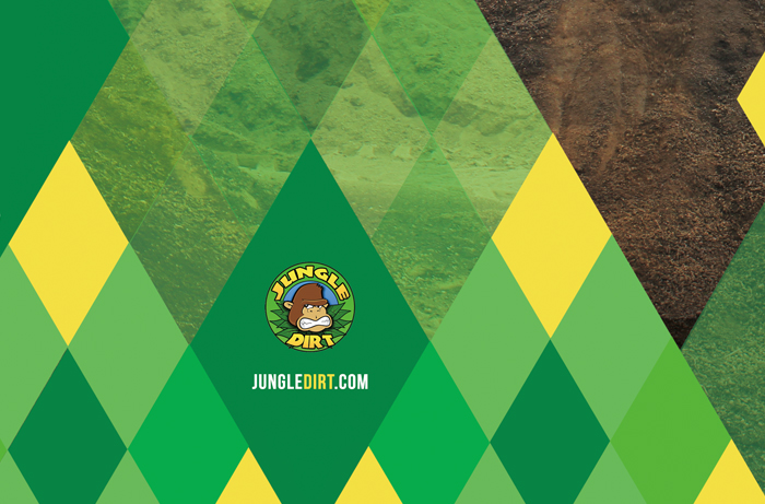 Portfolio - Jungle Dirt - Brochure Design