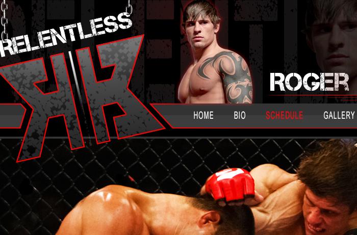 Portfolio - Roger Bowling - UFC Fighter