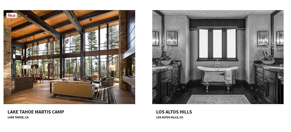 Riera Design - Interior Design Website Design
