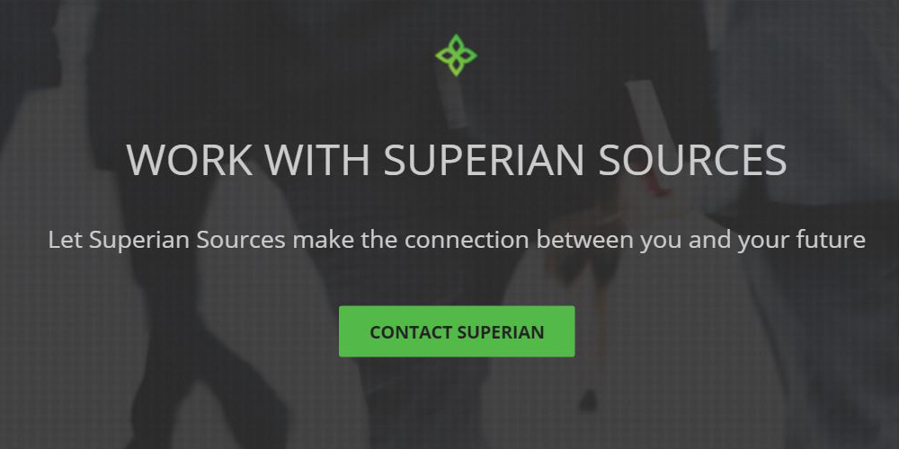 Superian Sources Website Design - The Graphics