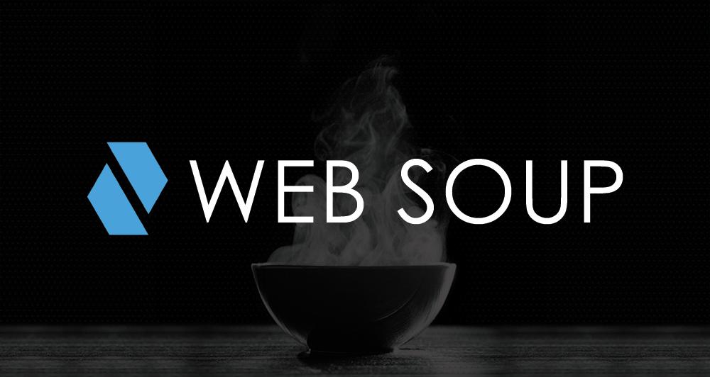 Web Soup Brand Identity (Logo Design)