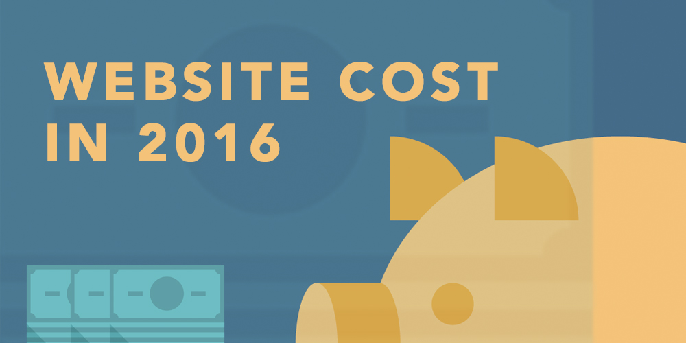Website Cost in 2016 2017