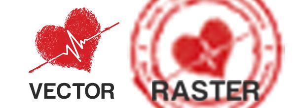 Vector Vs. Raster Logo Design Mistakes