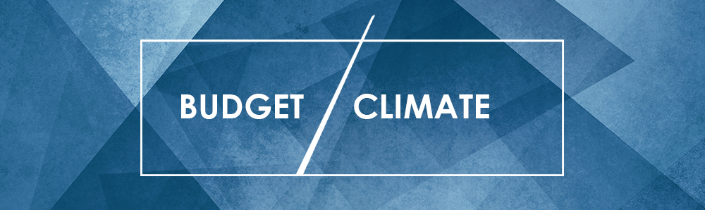 Reason For ReBranding - Budget and Climate