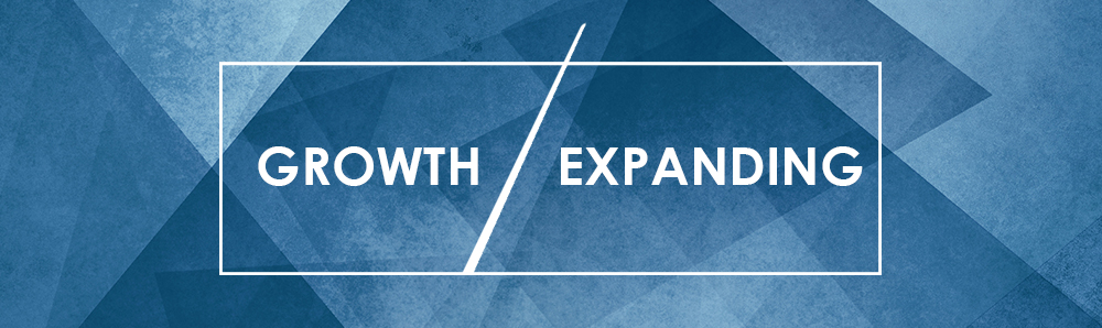 Reason For ReBranding - Growth and Expansion