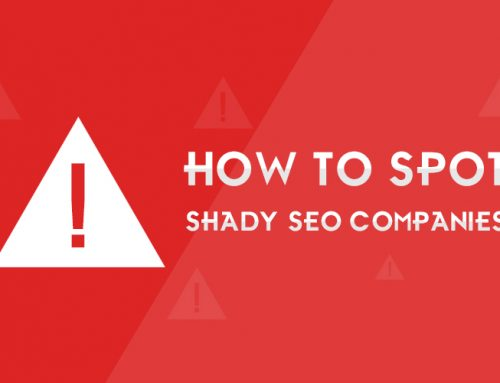 How to Spot Shady SEO Companies