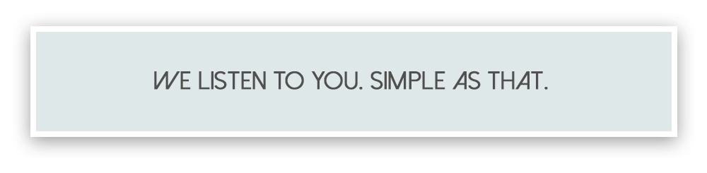 Listen To Your Logo Design Goals