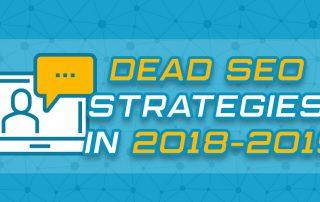 SEO Strategies 2018 2019