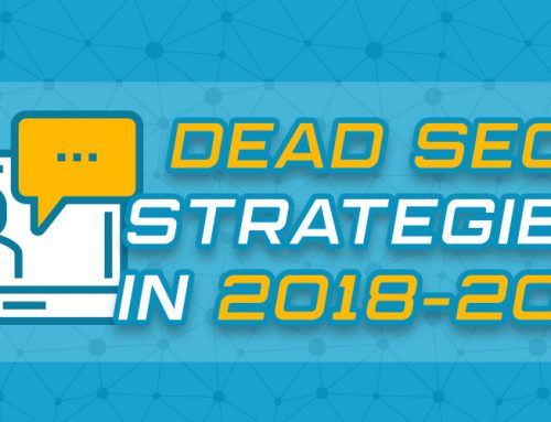 7 Dead SEO Strategies in 2019