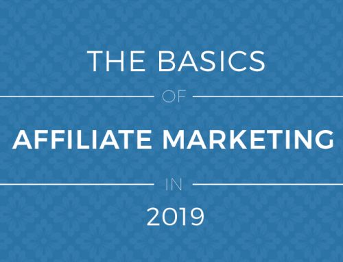Start Earning a Residual Income with Affiliate Marketing in 2019