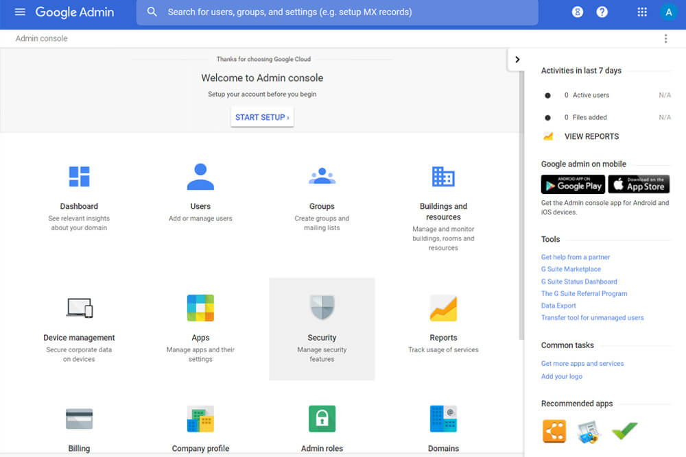 Setting Up Google G Suite Email: 8. Customize & Tweak Additional Mail Settings